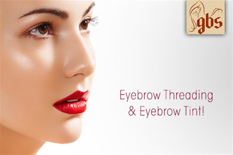 Expert Eyebrow Threading And Eyebrow Tint At Three Locations