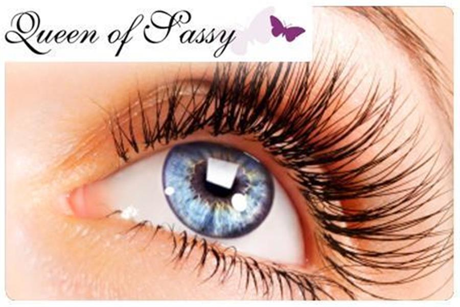Just 39 For A Full Set Of Eyelash Extensions At Queen Of Sassy