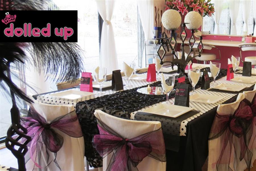 Geelong - Themed Party for Your Little Girl Incl  Pampering