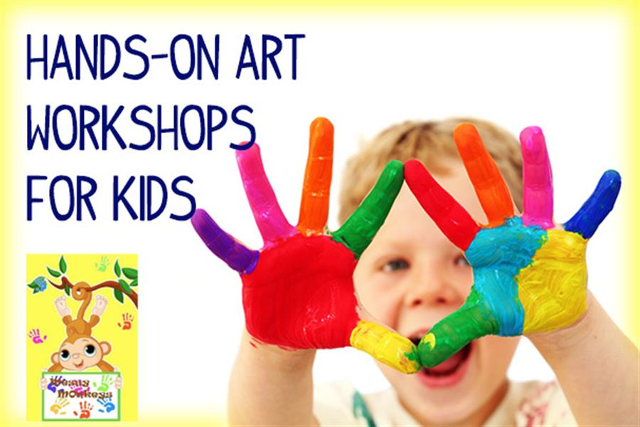 Sherwood A Month Of Kids Art And Craft Classes