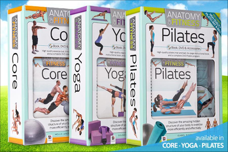 Anatomy Of Fitness Gift Box Sets Delivered