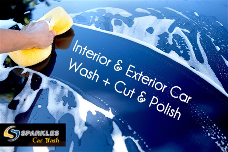 Complete car wash package inc cut polish only 79 4 locations solutioingenieria Images