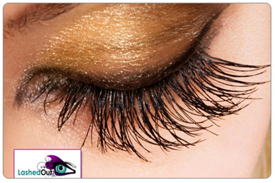 Just 39 For Glamour Lash Extensions Individually Applied Plus 20