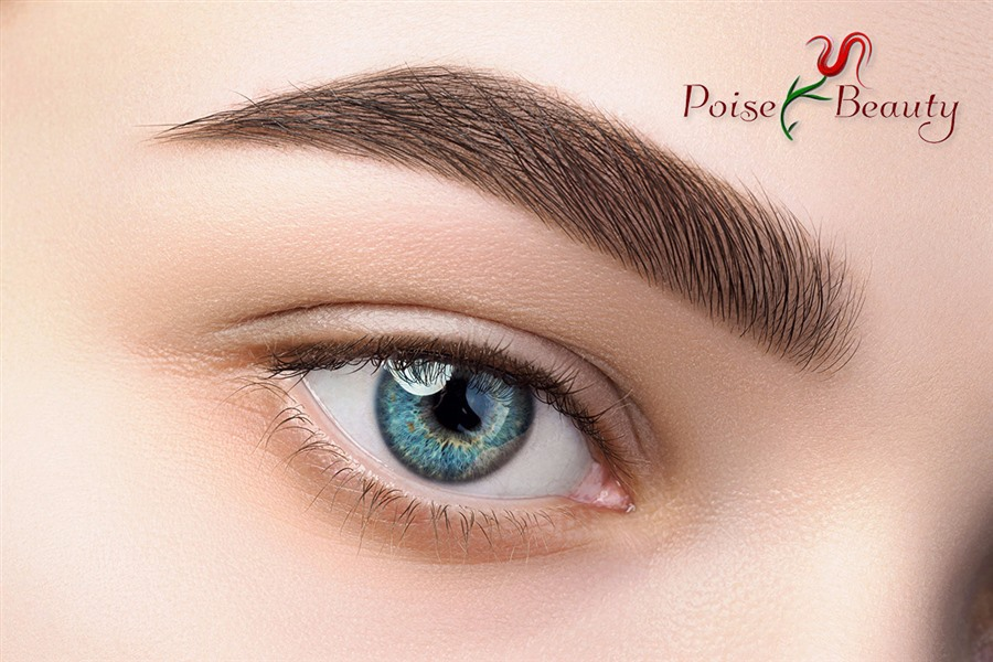 Eyebrow Feathering Cosmetic Tattooing In Parramatta