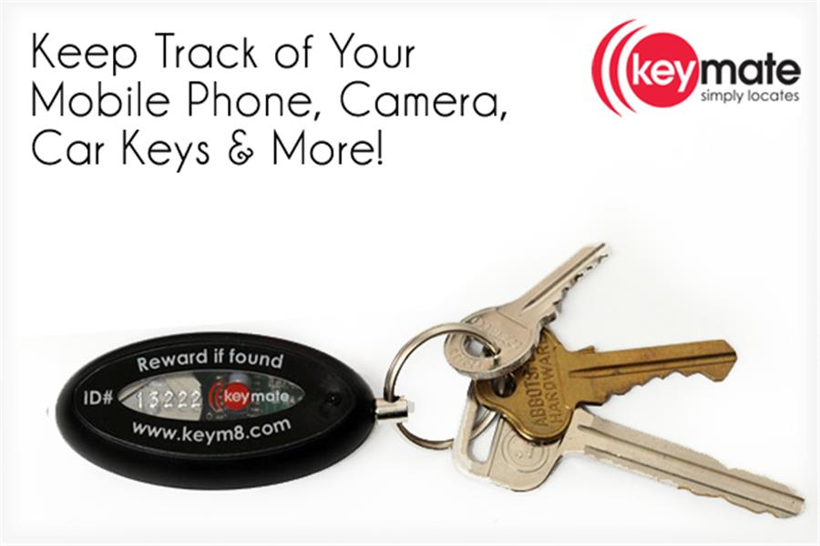 Delivered Electronic Keymate Keyfinder To Quickly Easily Locate