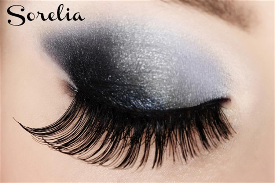 Ascot Vale Full Set Of Mink Eyelash Extensions And Eyebrow