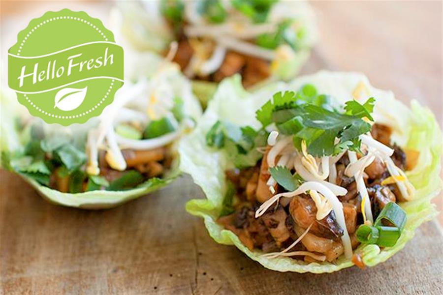 Fresh Food Complete With Delicious And Tasty Recipes Delivered To