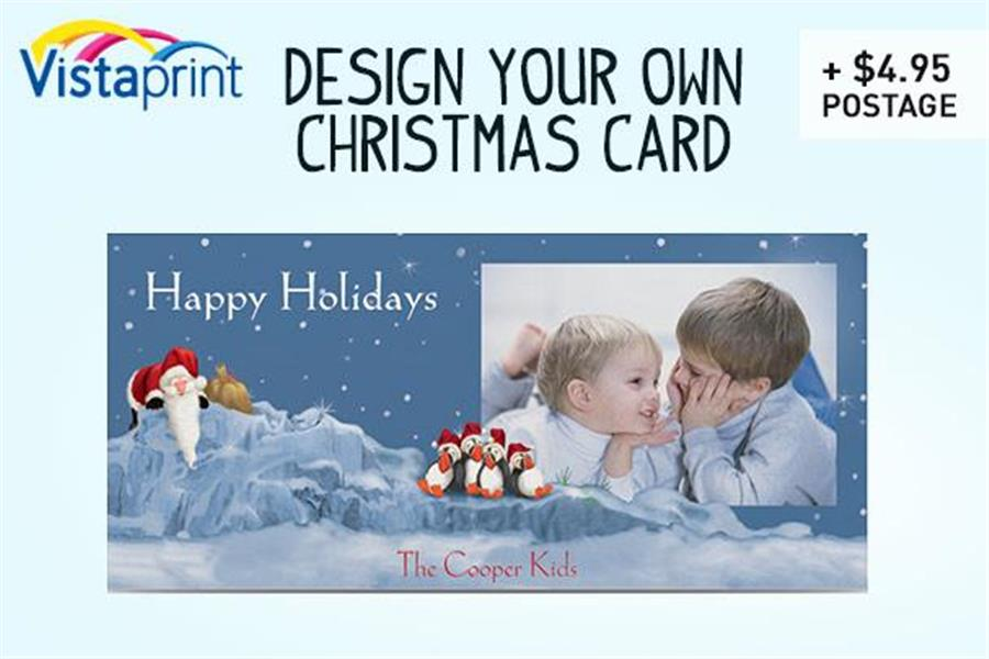 Design-Your-Own Christmas Cards
