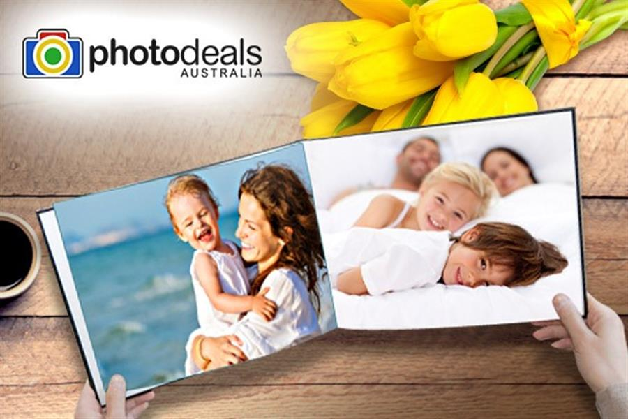 online fully personalised photo book