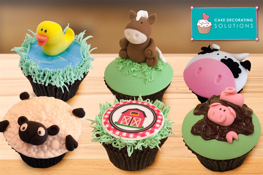 3 Hour Cupcake Decorating Masterclass In 8 Locations