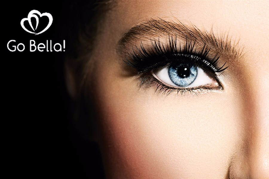 Full Set Of Mink Or Silk Eyelash Extensions