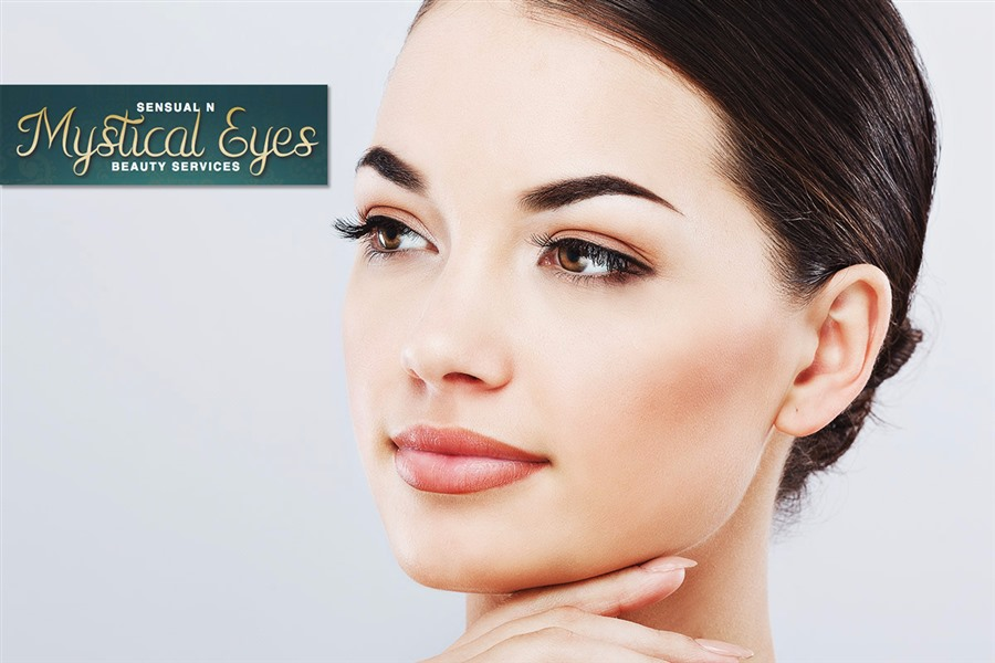Stunning Eyebrow Threading Plus Brow Lash Tint