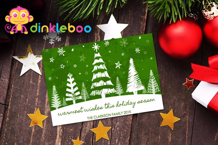Send Personalised Christmas Cards This Year!