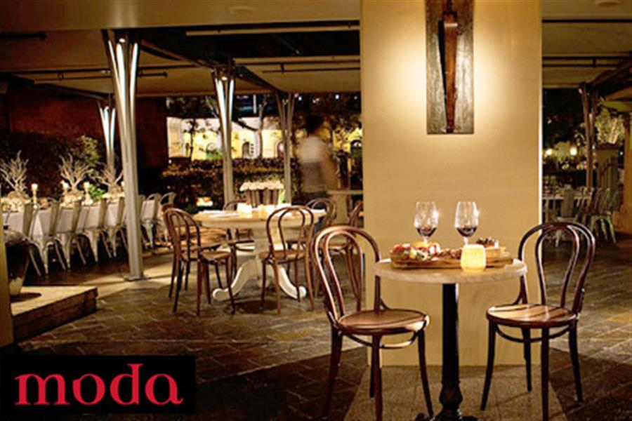 Dine At Brisbanes EXCLUSIVE Moda Restaurant Only 49 For 2 Exquisite Courses People