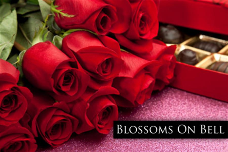 Just 49 For A Box Of Valentine S Day Roses Chocolates Usually 115