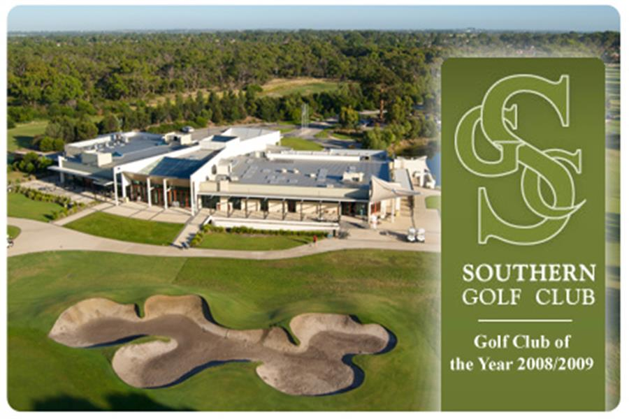 Just $79 to play 18 Holes at Southern Golf Club for two in Melbourne's famous Sandbelt! VALUE $225!